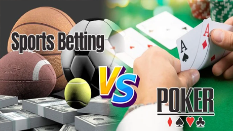 Poker vs. Sports Betting – Which is Better for Making Money?